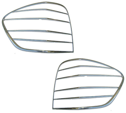 Mercedes Benz Chrome Tail Light Trim
