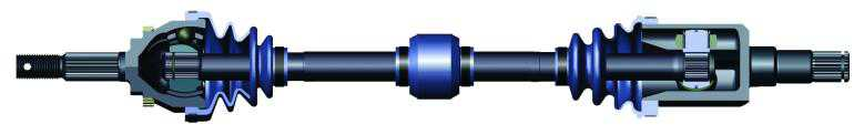 Mercedes Benz Axles