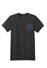 Mercedes Mens T-shirt with pocket design